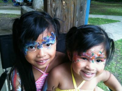 Colorful Face Painting | Livermore, CA | Face Painting | Photo #17