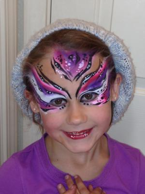 Colorful Face Painting | Livermore, CA | Face Painting | Photo #2