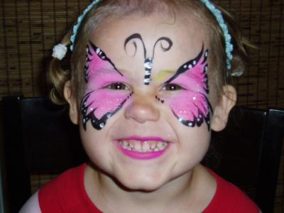 Colorful Face Painting | Livermore, CA | Face Painting | Photo #13
