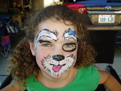 Colorful Face Painting | Livermore, CA | Face Painting | Photo #3