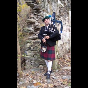 Cortez Bagpiper | James Freeman