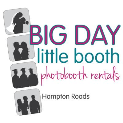 Big Day Little Booth Photobooth Rentals | Virginia Beach, VA | Photo Booth Rental | Photo #1