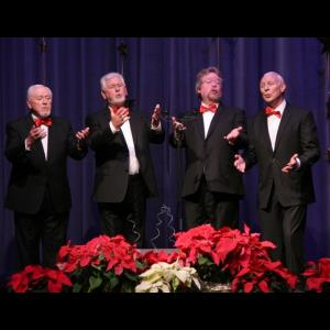 Irvine Barbershop Quartet | Four For Fun