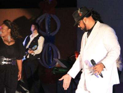 The Ultimate Barry White Tribute Band | Chatsworth, CA | Barry White Tribute Act | Photo #4