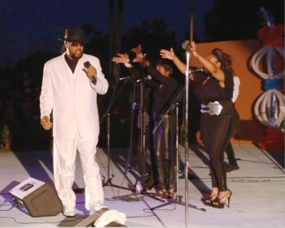 The Ultimate Barry White Tribute Band | Chatsworth, CA | Barry White Tribute Act | Photo #10