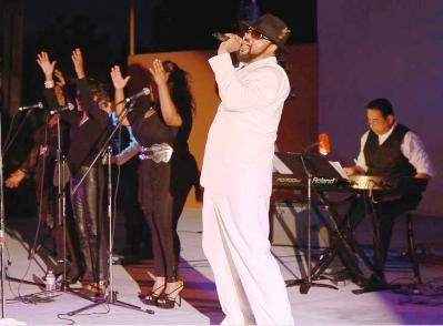 The Ultimate Barry White Tribute Band | Chatsworth, CA | Barry White Tribute Act | Photo #3