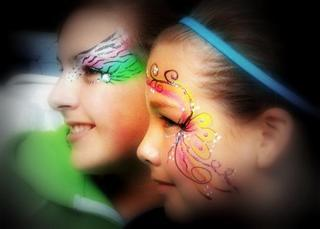 Face Painting for Fun | Edwardsburg, MI | Party Inflatables | Photo #2