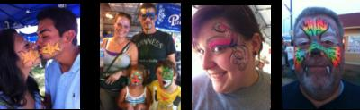 Face Painting for Fun | Edwardsburg, MI | Party Inflatables | Photo #4