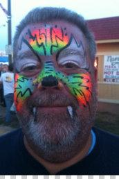 Face Painting for Fun | Edwardsburg, MI | Party Inflatables | Photo #3