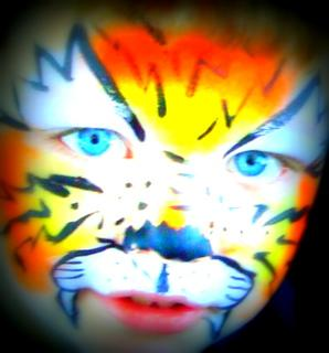 Face Painting for Fun | Edwardsburg, MI | Party Inflatables | Photo #8