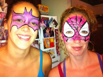 Face Painting for Fun | Edwardsburg, MI | Party Inflatables | Photo #5