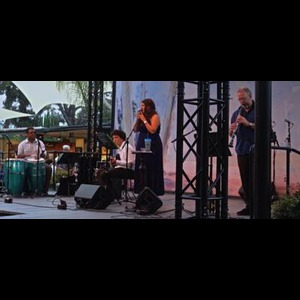 West of Paris featuring Andrea Ketcham - French Band - Dana Point, CA