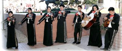 Mariachi Los Rebeldes | Phoenix, AZ | Mariachi Band | Photo #1