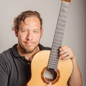 Pageland Acoustic Guitarist | Joseph Rincón, Classical Guitar