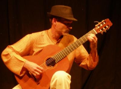 Aaron Lewis | Albuquerque, NM | Classical Guitar | Photo #1
