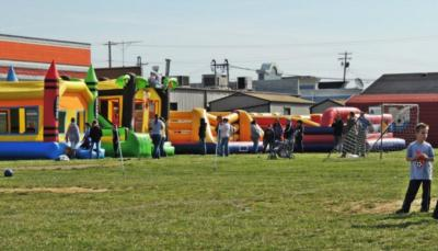 Adventure Quest Inflatables | Parkersburg, WV | Bounce House | Photo #9
