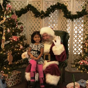 Owings Mills Santa Claus | The Holiday Company