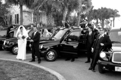 Charleston Black Cab Company | Charleston, SC | Event Limousine | Photo #2
