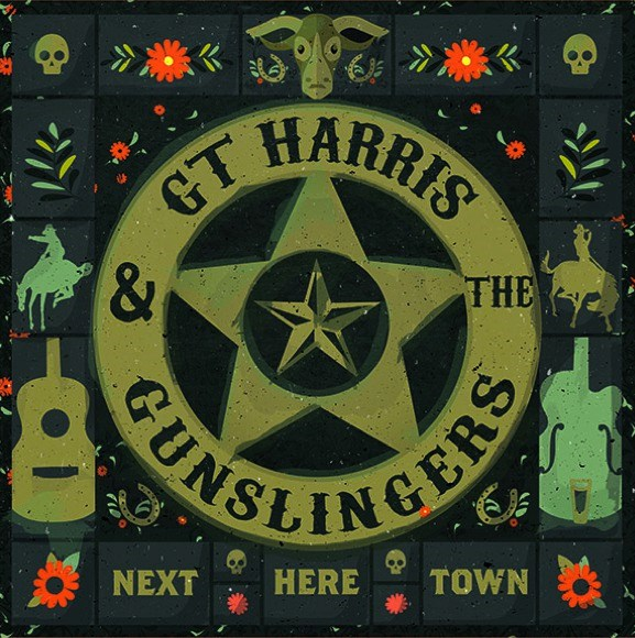 GT Harris & The Gunslingers - Americana Band - Oshawa, ON