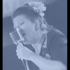 Coulterville 40s Band | Sarah Jane & The Blue Notes