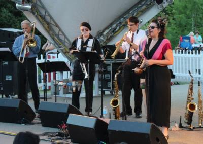 Sarah Jane & The Blue Notes | Saint Louis, MO | Swing Band | Photo #4