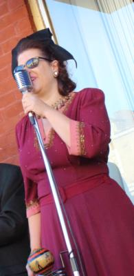 Sarah Jane & The Blue Notes | Saint Louis, MO | Swing Band | Photo #3