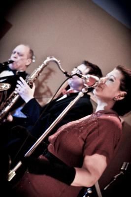 Sarah Jane & The Blue Notes | Saint Louis, MO | Swing Band | Photo #1