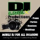 DJ Electric X Productions - DJ - Eugene, OR