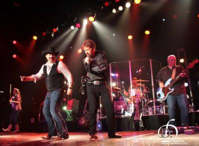 Neon Circus Brooks and Dunn Tribute | Williston, ND | Tribute Band | Photo #3