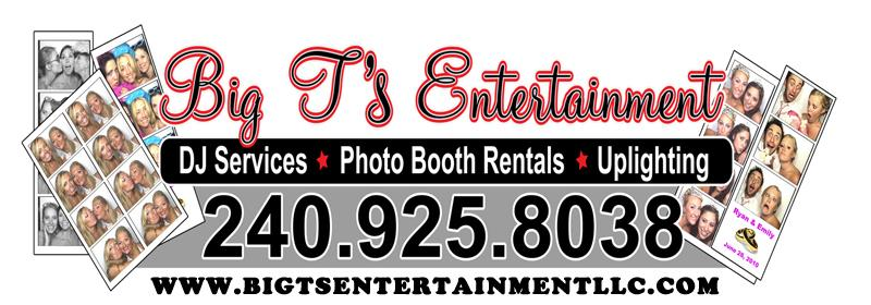 Big T's Entertainment & Photo Booth Rentals