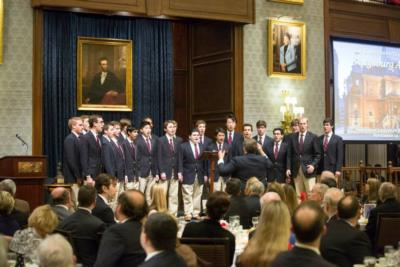 Penn Glee Club | Philadelphia, PA | A Cappella Group | Photo #1