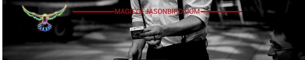 Jason Bird | Magician | Illusionist | Mentalist