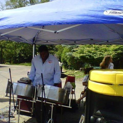ONE MAN  BAND Steel Drum Performer