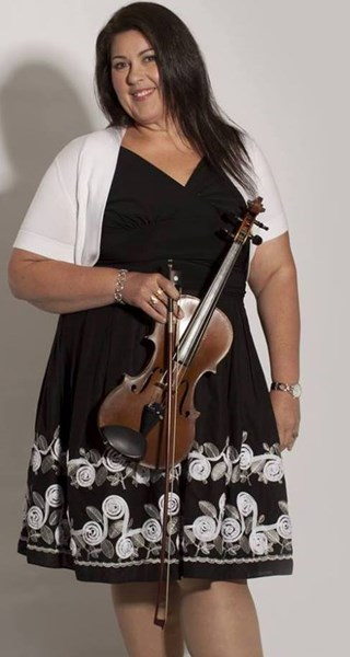 Moonlighting Violinist/Jenny Mac - Classical Violinist - Buford, GA