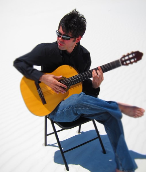 Christian Vincent - Guitarist - Santa Fe, NM