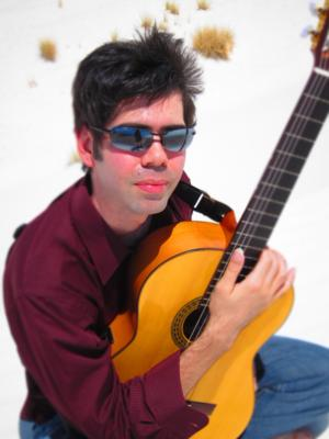 Christian Vincent | Las Cruces, NM | Classical Guitar | Photo #1