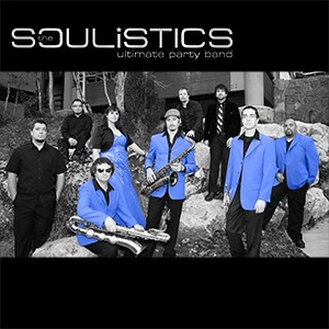 Hyde Park 80s Band | The Soulistics