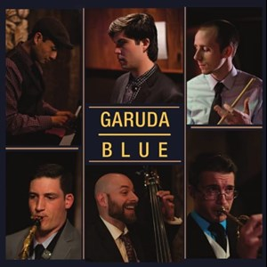 Captain Cook 50s Band | Garuda Blue