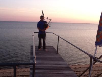 ajackofallpipes | Croton on Hudson, NY | Bagpipes | Photo #1