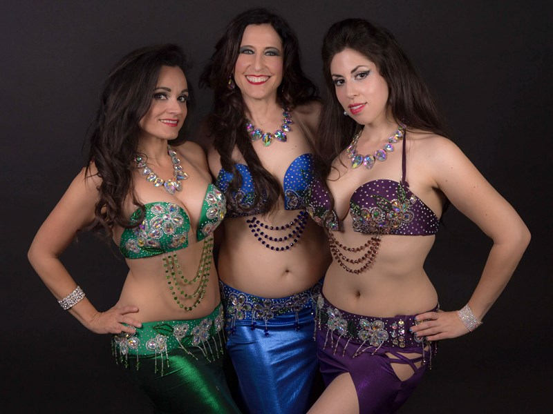 Sirens of the Sahara - Belly Dancer - Los Angeles, CA