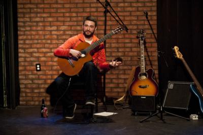 Bryan Albert | Chicago, IL | Classical Guitar | Photo #5