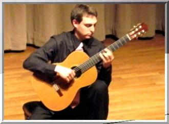 Bryan Albert | Chicago, IL | Classical Guitar | Photo #4