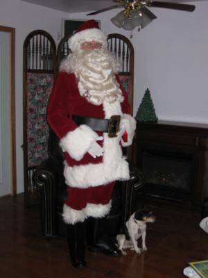 Ho Ho Ho!  | Marion, OH | Santa Claus | Photo #6
