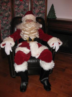 Ho Ho Ho!  | Marion, OH | Santa Claus | Photo #5