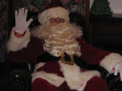 Ho Ho Ho!  | Marion, OH | Santa Claus | Photo #1