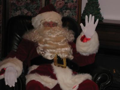 Ho Ho Ho!  | Marion, OH | Santa Claus | Photo #3