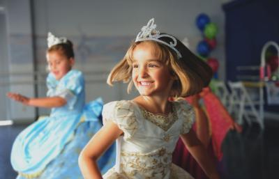 Spotlight Dance Parties | Hermosa Beach, CA | Princess Party | Photo #2