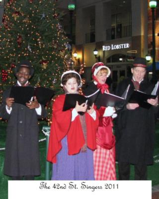 Christmas Carolers- 42nd St. Singers | Washington, DC | Christmas Carolers | Photo #2