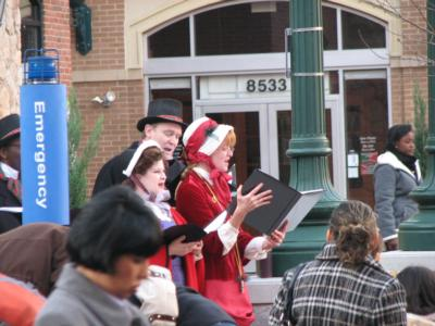 Christmas Carolers- 42nd St. Singers | Washington, DC | Christmas Carolers | Photo #1