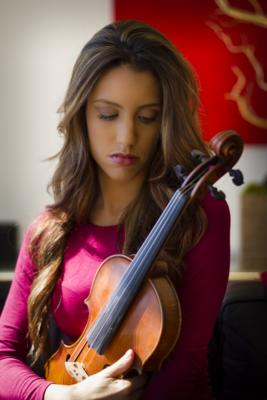 Kassia Frantz | Chicago, IL | Classical Violin | Photo #1